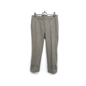 【中古】 セオリーリュクス theory luxe パンツ サイズ38 M レディース グレー