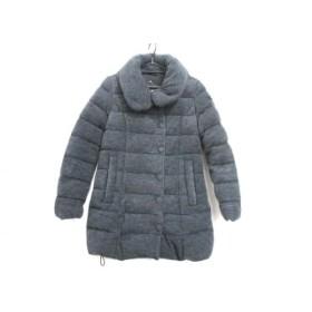 【中古】 タトラス TATRAS ダウンコート サイズ01 S レディース LTA15A4395 ダークグレー 冬物