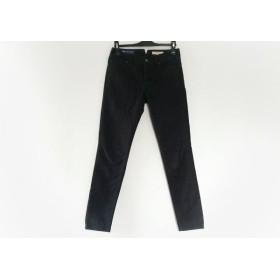 【中古】 デプレ DES PRES パンツ サイズ00 XS レディース 黒
