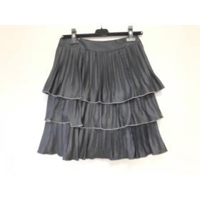 【中古】 トッカ TOCCA スカート サイズ2 S レディース 黒