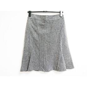 【中古】 ロートレアモン LAUTREAMONT スカート サイズ1 S レディース ダークブラウン