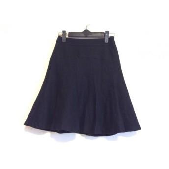 【中古】 ジャスグリッティー JUSGLITTY スカート サイズ0 XS レディース 黒