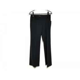 【中古】 セオリー theory パンツ サイズ0 XS レディース 美品 黒