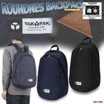 リュックサック バックパック デイパック 男女兼用 ヤックパック/ROUNDNES BACKPACK No8125323-TK