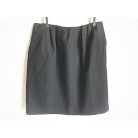 【中古】 アドーア ADORE スカート サイズ38 M レディース 黒