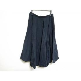 【中古】 ダブルスタンダードクロージング DOUBLE STANDARD CLOTHING スカート サイズ36 S レディース 黒