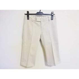 【中古】 ボールジー BALLSEY パンツ サイズ36 S レディース ベージュ