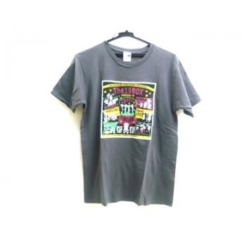 【中古】 ノーブランド 半袖Tシャツ サイズM ユニセックス チャコール