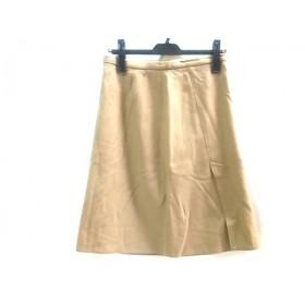 【中古】 ジルスチュアート JILL STUART スカート サイズ4 S レディース ブラウン