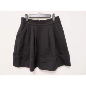 【中古】 マークバイマークジェイコブス MARC BY MARC JACOBS スカート サイズ2 S レディース 黒