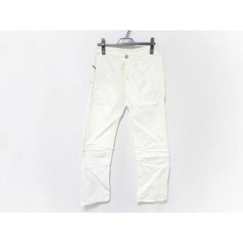 【中古】 ディーゼル DIESEL パンツ サイズ30 メンズ REVICK 白