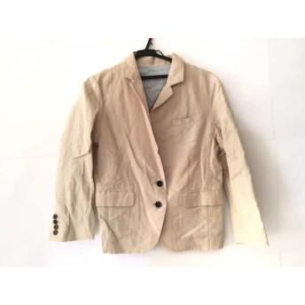 【中古】 フォードミルズ Fordmills ジャケット サイズ38 M レディース ベージュ