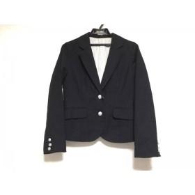【中古】 プラステ PLS+T(PLST) ジャケット サイズ2 M レディース 黒