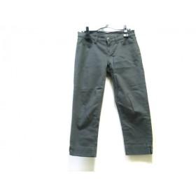 【中古】 ギャップ GAP パンツ サイズ2 M レディース グレー