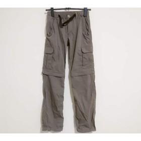 【中古】 コロンビア columbia パンツ サイズS レディース ダークグリーン