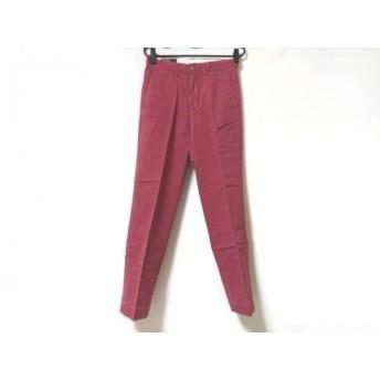 【中古】 ポロラルフローレン POLObyRalphLauren パンツ サイズ28 L レディース レッド