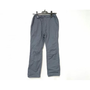 【中古】 パーリーゲイツ PEARLY GATES パンツ サイズ0 XS レディース 美品 ダークグレー