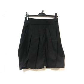 【中古】 ディーチェカヤック DICEKAYEK バルーンスカート サイズ38 M レディース 黒