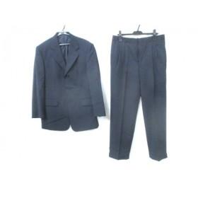 【中古】 ノーブランド シングルスーツ サイズ092080170 メンズ ネイビー