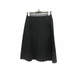 【中古】 ピッコーネ PICONE ロングスカート サイズ38 S レディース グレー
