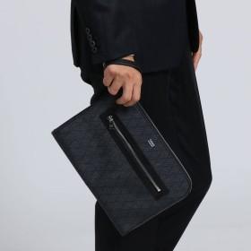 タケオ キクチ TAKEO KIKUCHI ベーシッククラッチバッグ[ メンズ バッグ クラッチ 結婚式 ギフト ] (ブラック)