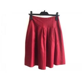 【中古】 オニール O'NEIL スカート サイズ6 M レディース レッド