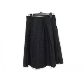 【中古】 ダーマコレクション DAMAcollection スカート サイズ64-91 レディース ダークグレー