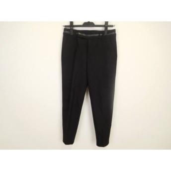 【中古】 ボディドレッシングデラックス BODY DRESSING Deluxe パンツ サイズ36 S レディース 黒