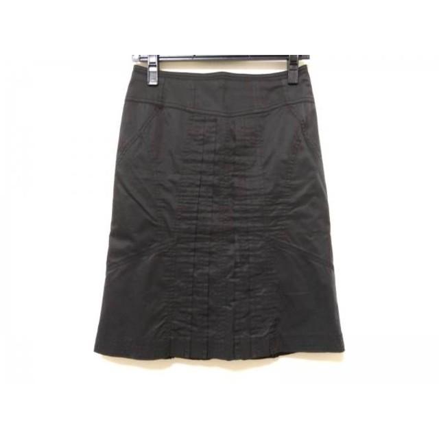 【中古】 ボディドレッシングデラックス BODY DRESSING Deluxe スカート レディース 黒