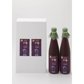 Le Verger Yamayo ヤマヨ果樹園 巨峰ジュース2本セット(果汁100%ストレートジュース)