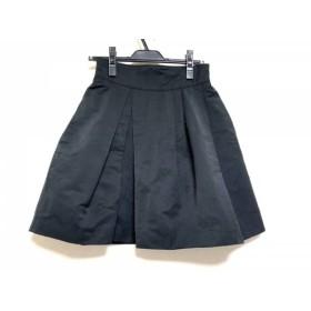 【中古】 スタニングルアー STUNNING LURE スカート サイズ38 M レディース 黒