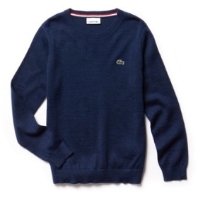 Boys ウールジャージーセーター