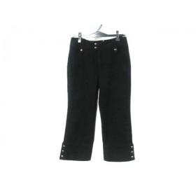 【中古】 ダーマコレクション DAMAcollection パンツ サイズ64 レディース 黒