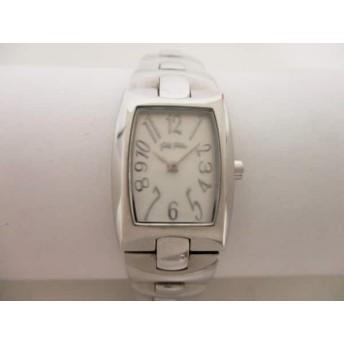 【中古】フォリフォリ FolliFollie 腕時計 WF5T007 レディース シルバー