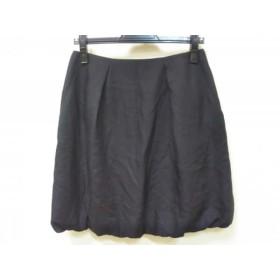 【中古】 クチュールブローチ CoutureBrooch スカート サイズ38 M レディース 黒
