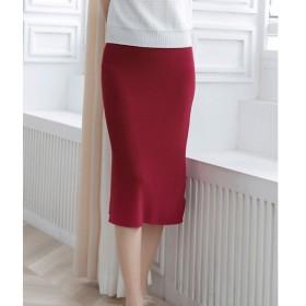 [マルイ]【セール】ウエストゴムIラインスカート/セゾン ド パピヨン(SAISON DE PAPILLON)