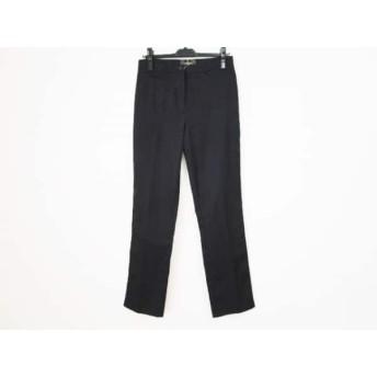 【中古】 フェンディ FENDI jeans パンツ サイズ43(I) レディース 美品 黒