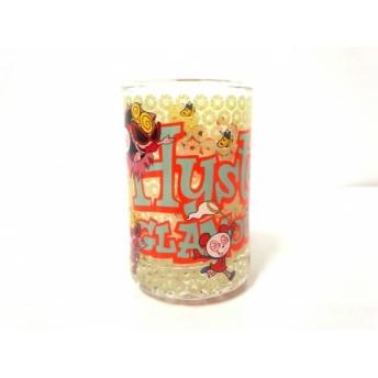 【中古】 ヒステリックミニ HYSTERIC MINI 食器 新品同様 クリア イエロー マルチ グラス ガラス
