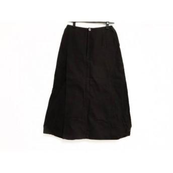 【中古】 プランテーション Plantation スカート サイズM レディース ブラウン