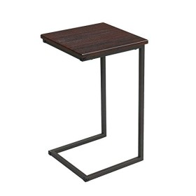 サイドテーブル ブラウン 幅30x奥行30x高さ52cm GST3030-BR