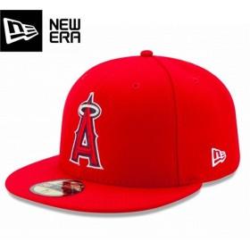 NEW ERA 59FIFTY MLB ON-FIELD 【LOS ANGELES ANGELS】 ニューエラ 59FIFTY MLB オン フィールド TEAM COLOR
