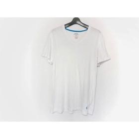 【中古】 ポロラルフローレン POLObyRalphLauren 半袖Tシャツ レディース 白