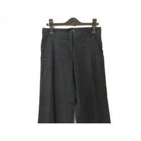 【中古】 セオリー theory パンツ サイズ0 XS レディース ダークネイビー