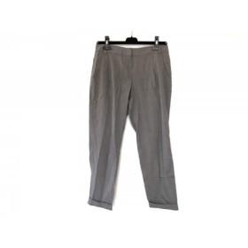 【中古】 セオリーリュクス theory luxe パンツ サイズ38 M レディース グレーブラウン
