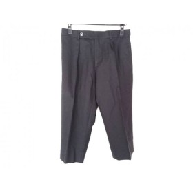 【中古】 カルヴェン CARVEN パンツ サイズ38 M レディース 黒