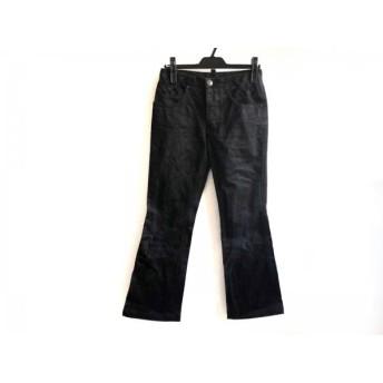 【中古】 ディースクエアード DSQUARED2 パンツ サイズ40 M レディース 黒