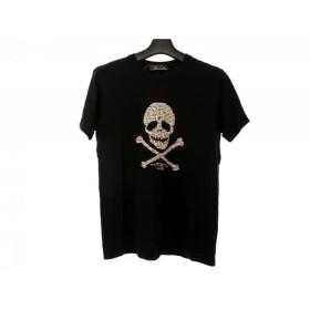【中古】 ケルト&コブラ CELT & COBRA 半袖Tシャツ サイズM メンズ 黒 白 スカル