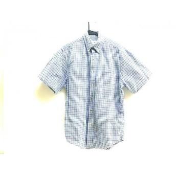 【中古】 エディバウワー Eddie Bauer 半袖シャツ サイズXS メンズ マルチ