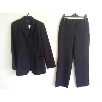 【中古】 ストラネス レディースパンツスーツ サイズ38 M レディース ダークネイビー GABRIELE STREHLE