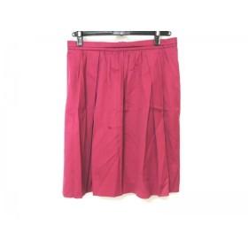 【中古】 トゥモローランド TOMORROWLAND スカート サイズ38 M レディース ピンク